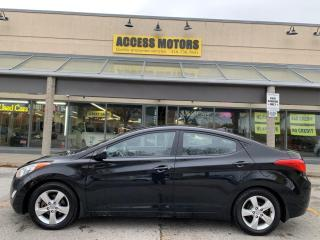 Used 2013 Hyundai Elantra 4dr Sdn Auto GLS for sale in North York, ON