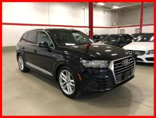 Used 2018 Audi Q7 TECHNIK S-LINE SPORT DRIVER ASSISTTANCE PLUS LUXURY DYNAMIC for sale in Vaughan, ON