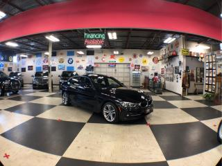 Used 2018 BMW 3 Series 330I X DRIVE SPORT   NAVI PKG AUT0 LEATHER  BACKUP CAM SUNROOF 91K for sale in North York, ON
