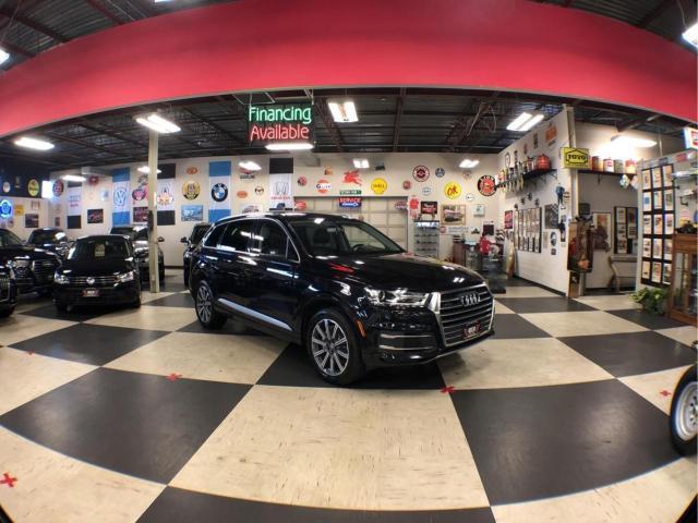 2017 Audi Q7 3.0T AUTO 7PASS NAVI LEATHER PAN/ROOF CAMERA