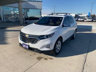 Used 2018 Chevrolet Equinox Premier for sale in Tilbury, ON