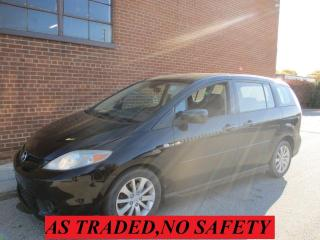 Used 2007 Mazda MAZDA5 GS 6 PASSENGER No accidents for sale in Oakville, ON