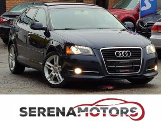 Used 2012 Audi A3 DEISEL | PROGRESSIV | AUTO | PANO | NO ACCIDENTS for sale in Mississauga, ON