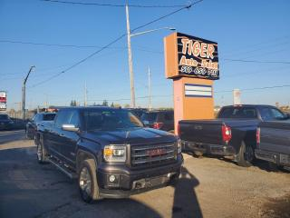 Used 2014 GMC Sierra 1500 SLT**LOADED***WELL MAINTAINED**NAVI**BACKUP for sale in London, ON