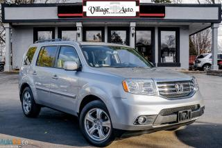 Used 2014 Honda Pilot EX-L for sale in Ancaster, ON