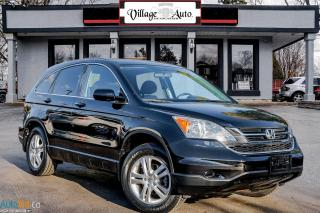 Used 2010 Honda CR-V EX-L for sale in Ancaster, ON