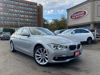 Used 2017 BMW 3 Series 330i xDrive for sale in Scarborough, ON