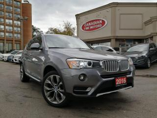 Used 2016 BMW X3 xDrive28d for sale in Scarborough, ON