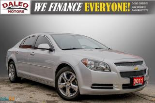 Used 2011 Chevrolet Malibu LT Platinum Edition / HEATED SEATS / BLUETOOTH for sale in Hamilton, ON