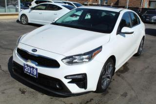 Used 2019 Kia Forte EX+ Sunroof Heated Seats for sale in Brampton, ON