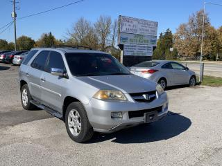 Used 2006 Acura MDX w/Touring Pkg for sale in Komoka, ON
