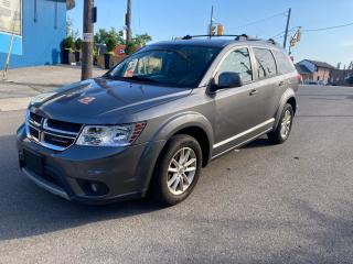 Used 2013 Dodge Journey SXT/AUTO/CRUISECONTROL/ALLYWHEELS/ CERTIFIED for sale in Toronto, ON