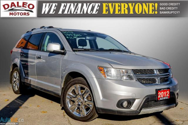 2012 Dodge Journey R/T / LEATHER / HEATED SEATS / REMOTE START /