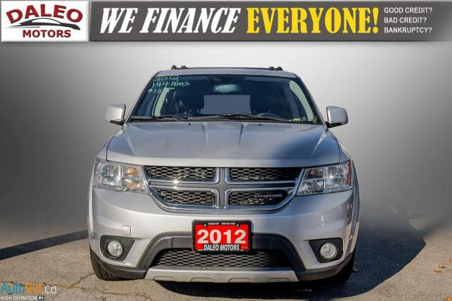 2012 Dodge Journey R/T / LEATHER / HEATED SEATS / REMOTE START / Photo3