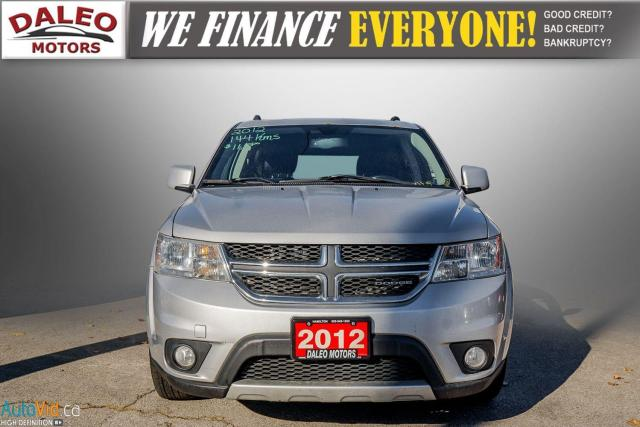 2012 Dodge Journey R/T / LEATHER / HEATED SEATS / REMOTE START / Photo4