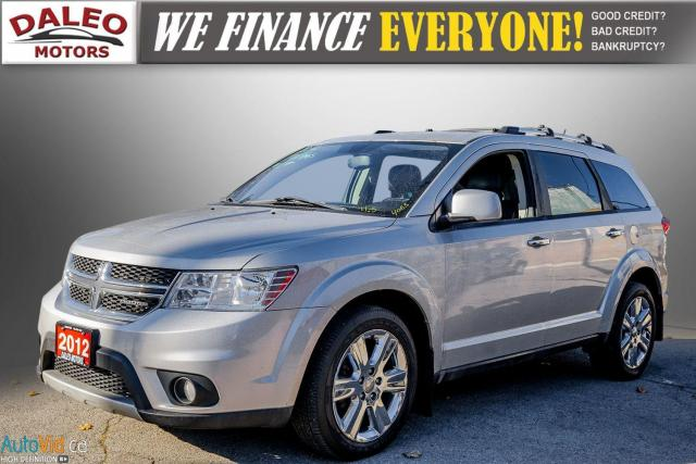 2012 Dodge Journey R/T / LEATHER / HEATED SEATS / REMOTE START / Photo5
