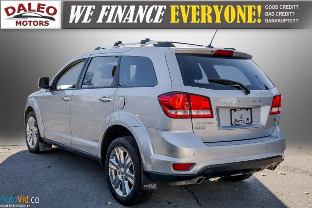2012 Dodge Journey R/T / LEATHER / HEATED SEATS / REMOTE START / Photo7