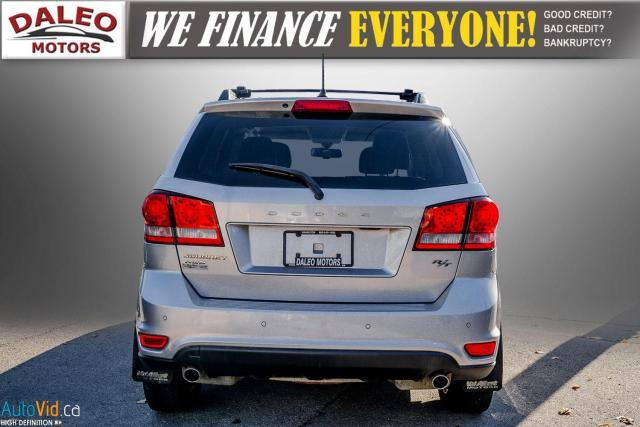 2012 Dodge Journey R/T / LEATHER / HEATED SEATS / REMOTE START / Photo8