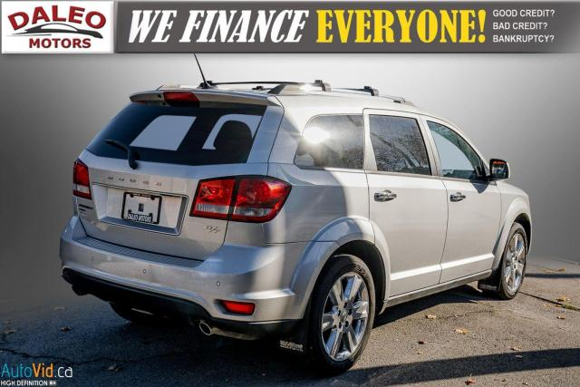 2012 Dodge Journey R/T / LEATHER / HEATED SEATS / REMOTE START / Photo9