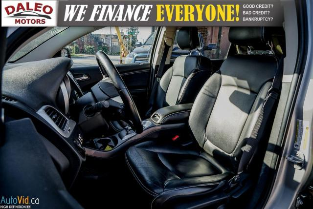 2012 Dodge Journey R/T / LEATHER / HEATED SEATS / REMOTE START / Photo12