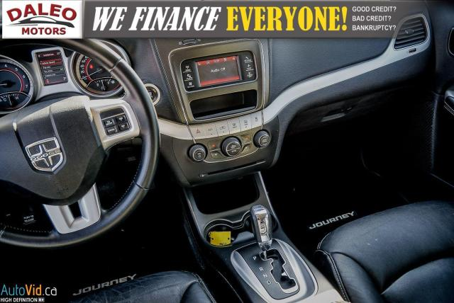 2012 Dodge Journey R/T / LEATHER / HEATED SEATS / REMOTE START / Photo16