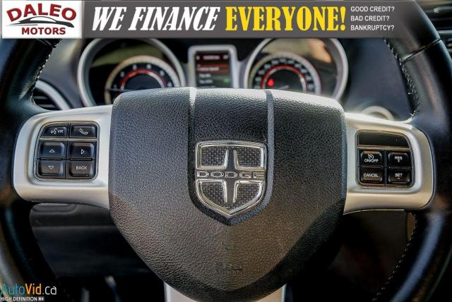 2012 Dodge Journey R/T / LEATHER / HEATED SEATS / REMOTE START / Photo22
