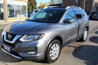 Used 2018 Nissan Rogue SV AWD for sale in Brampton, ON