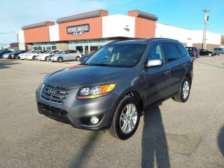Used 2010 Hyundai Santa Fe Limited w/Navi 4dr AWD 4 Door Sport Utility for sale in Steinbach, MB
