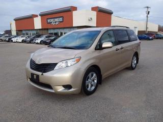 Used 2012 Toyota Sienna CE 4dr FWD 4-Door for sale in Steinbach, MB