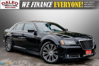 Used 2012 Chrysler 300 300S / LEATHER / PANO / HEATED SEATS / BACK UP CAM for sale in Hamilton, ON
