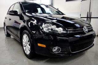 Used 2012 Volkswagen Golf ALL SERVICE RECORDS,NO ACCIDENT TDI for sale in North York, ON