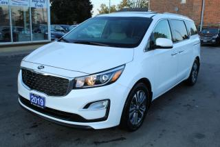 Used 2019 Kia Sedona SX+ Power Doors Sunroof for sale in Brampton, ON