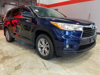 Used 2015 Toyota Highlander LE for sale in Red Deer, AB