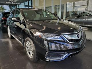 Used 2018 Acura RDX TECH, NAVI, AWD for sale in Edmonton, AB