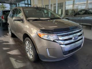 Used 2014 Ford Edge LIMITED, NAVI, DUAL SUNROOF, AWD for sale in Edmonton, AB