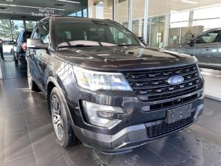 Used 2017 Ford Explorer 4WD, SUNROOF, MEMORY SEATS, HEATED STEERING WHEEL for sale in Edmonton, AB