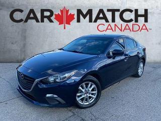 Used 2014 Mazda MAZDA3 GS-SKY / NAV / AUTO / ALLOY'S for sale in Cambridge, ON