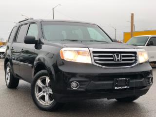 Used 2014 Honda Pilot EX-L for sale in Oakville, ON