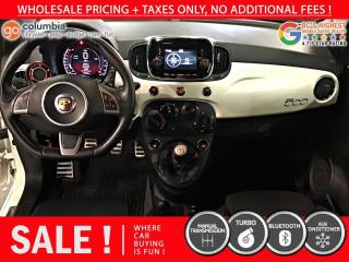 Used 2016 Fiat 500 Abarth for sale in Richmond, BC