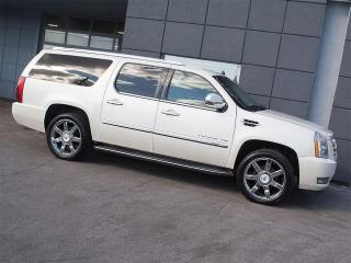 Used 2010 Cadillac Escalade ESV NAVI|REARCAM|DUAL DVD|RUNNING BOARDS for sale in Toronto, ON