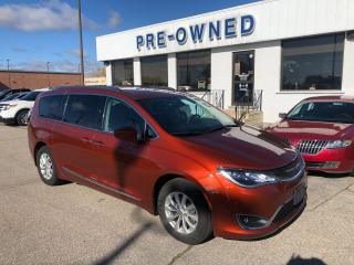 Used 2018 Chrysler Pacifica Touring-L Plus for sale in Brantford, ON