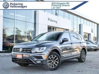 Used 2019 Volkswagen Tiguan COMFORTLINE for sale in Pickering, ON