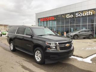 Used 2019 Chevrolet Suburban LS, AWD, 7 PASSENGER for sale in Edmonton, AB