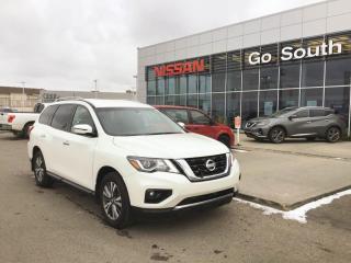 Used 2018 Nissan Pathfinder SV, NAVIGATION, SUNROOF for sale in Edmonton, AB