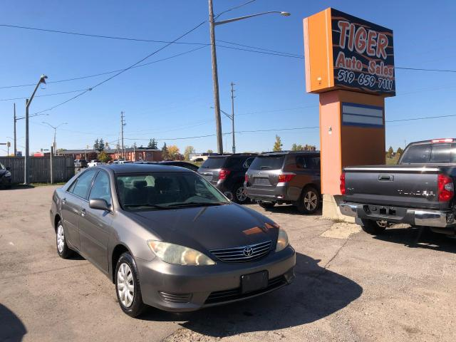 2005 Toyota Camry LE**AUTO**4 CYLINDER**AS IS SPECIAL