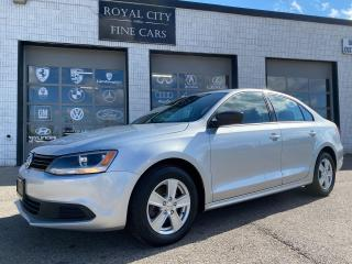Used 2013 Volkswagen Jetta Trendline Manual Heated Seats for sale in Guelph, ON