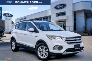 Used 2019 Ford Escape SEL for sale in Hamilton, ON