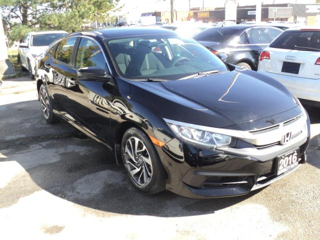 2016 Honda Civic EX SUN ROOF CAMERA