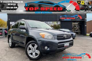 Used 2007 Toyota RAV4 Sport for sale in Richmond Hill, ON