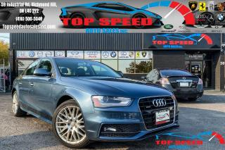 Used 2015 Audi A4 KOMFORT PLUS / S-LINE / LOADED / SUNROOF / HEATED for sale in Richmond Hill, ON